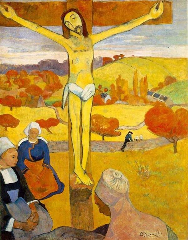 Желтый Христос (Поль Гоген)