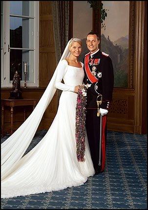 Метте Марит - принцесса Норвегии