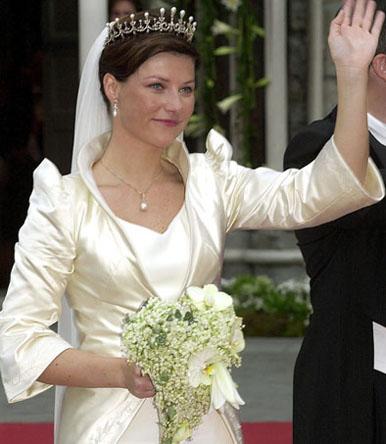 Принцесса Марта Луиза из Норвегии