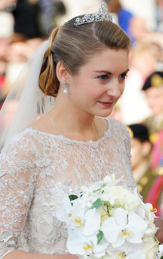 Стефани де Ланной - принцесса Люксембурга