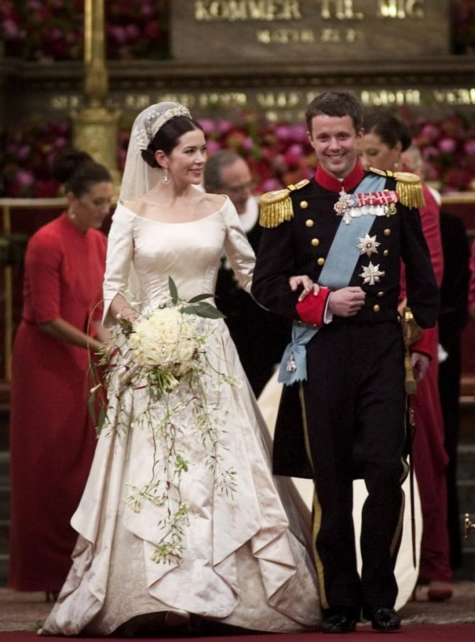 Мэри Дональдсон - наследная принцесса Дании