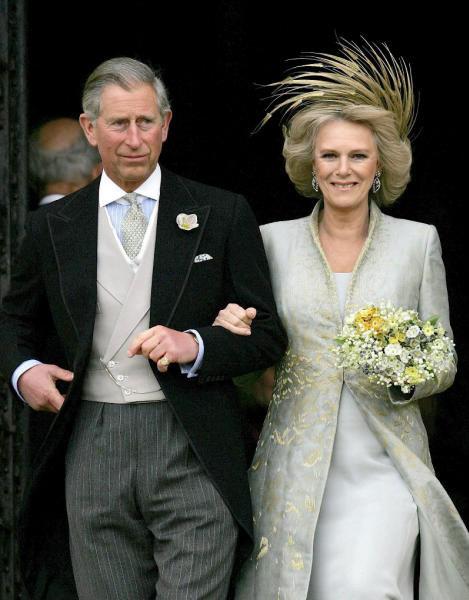 Camila Mountbatten-Windsor (Duchess of Cornwall)