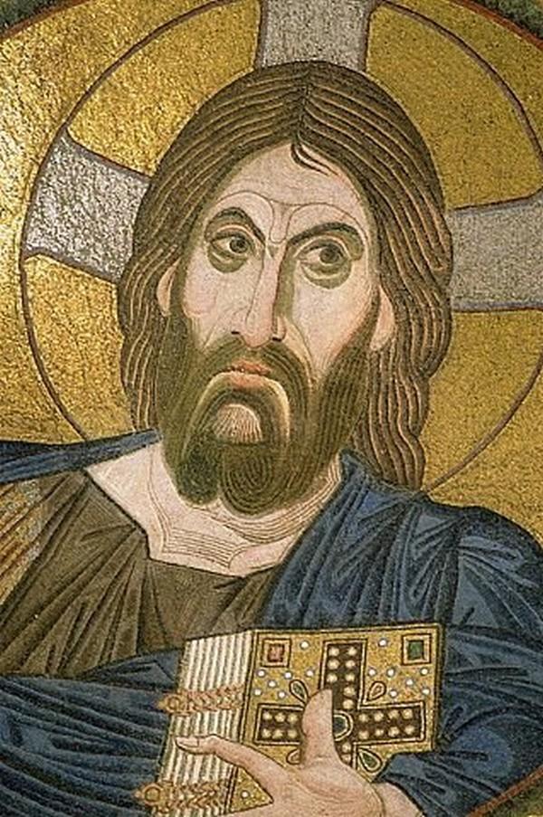 Christ Pantocrator (Byzantine Era)