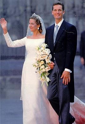 Infanta Cristina - Duchess of Palma de Mallorca.