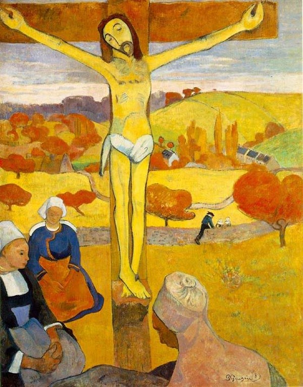 Le Christ Jaune (Paul Gauguin)