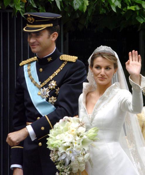 Letizia Ortiz- Princess of Asturias