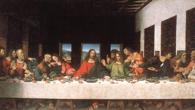 The best historical paintings of Jesus Christ