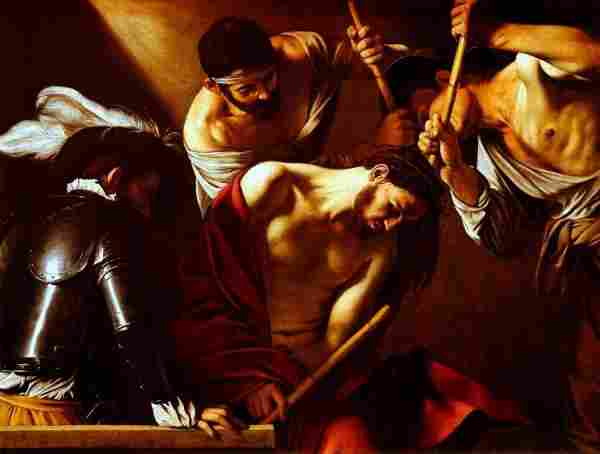 The Crowning of Thorns (Caravaggio)