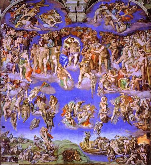 The Last Judgment (Michelangelo)