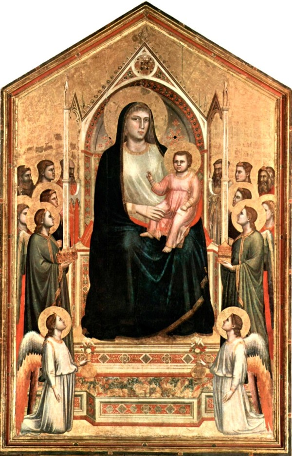 The Madonna of Ognissanti (Giotto)