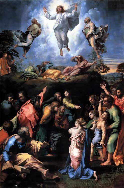 The Transfiguration (Rafael)