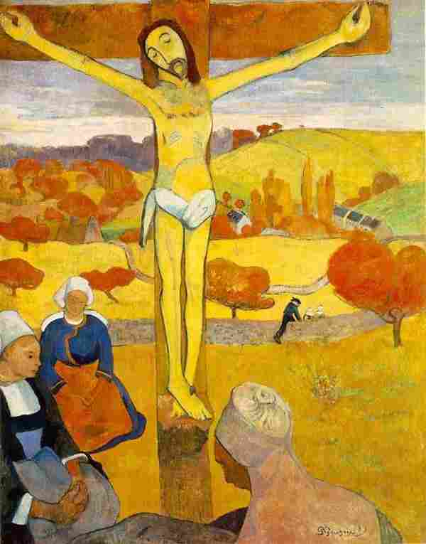The Yellow Christ (Paul Gauguin)