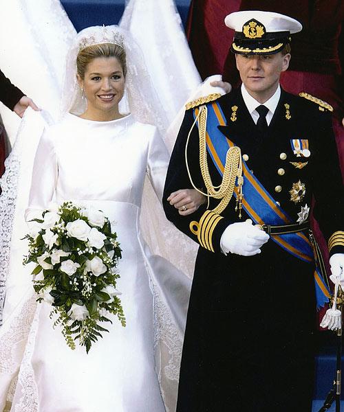 Максима Zorreguieta - принцесса Нидерландов