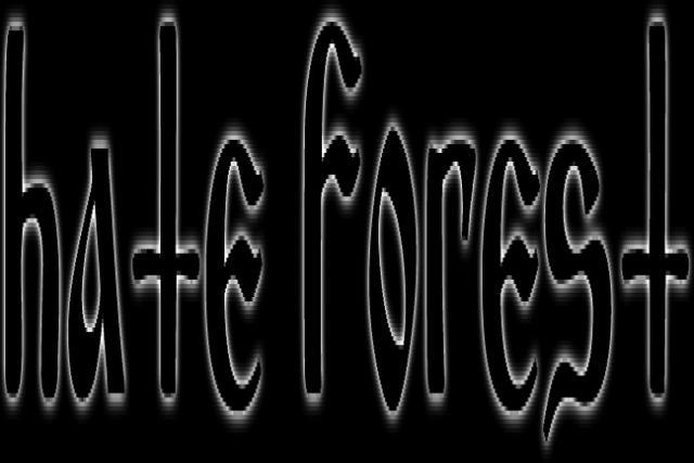 Forêt de haine