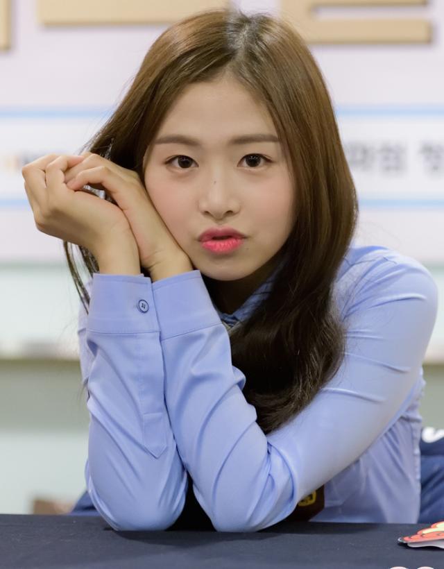 Chae Won / April