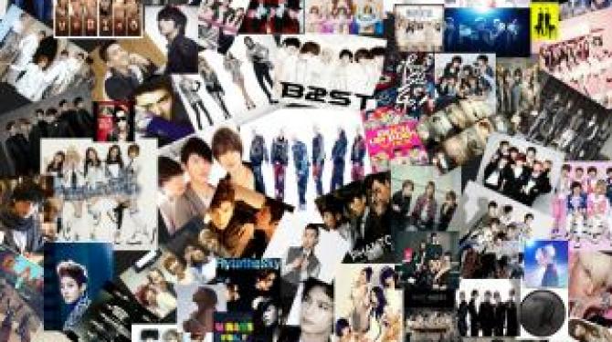 The best leaders of K-pop