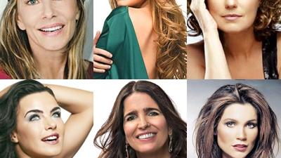 As melhores atrizes brasileiras de novela