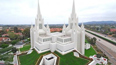 Die schönsten modernen Tempel der Welt