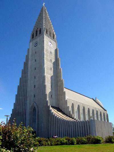 Iceland Temple (Christian)