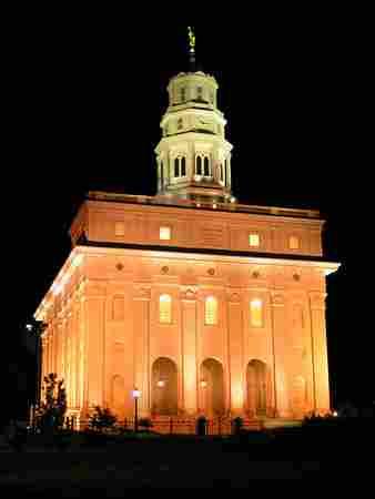 Nauvoo Illinois Temple (Mormon)