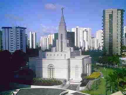 Recife Brasil Temple (Mormon)