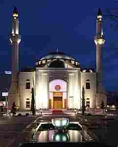 Temple (mosque) of Turkey (Islam)