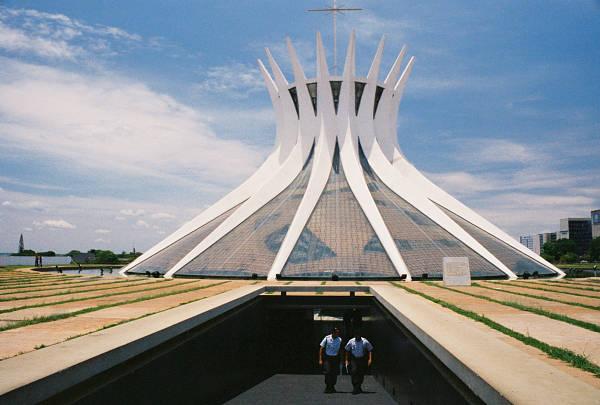 Temple of Brasilia Brazil (Catholic)