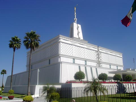 Temple of Mexico City (Mormon)