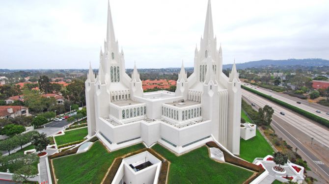 The most beautiful modern temples on the planet