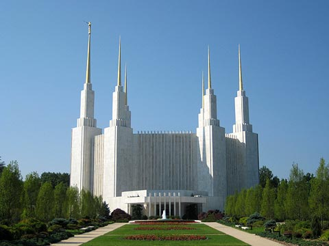 Wasington DC Temple (Mormon)