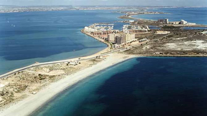 As melhores praias da região de Múrcia