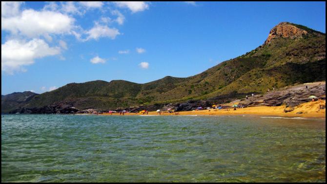Cala de Las Mulas (Cartagena)