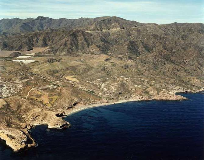 Los Hierros Beach (Lorca)