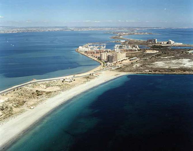Playa de Estacio (San Javier)