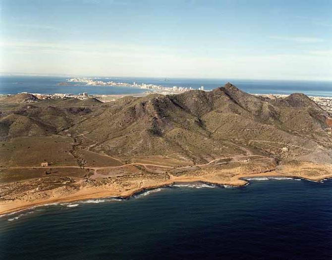 Praia Calblanque (Cartagena)