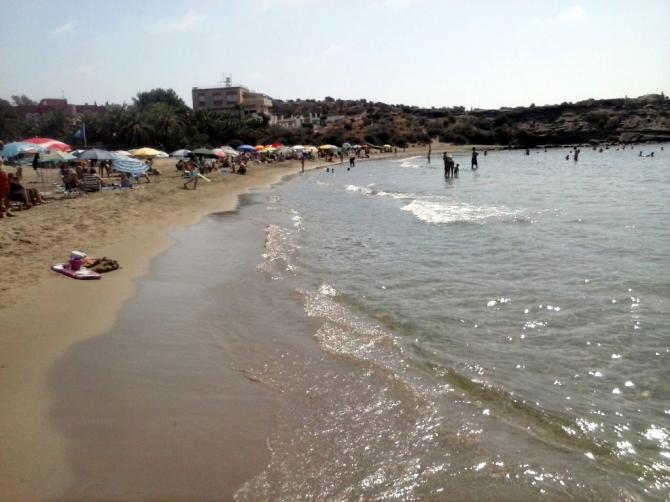 Praia de Calarreona (Águilas)