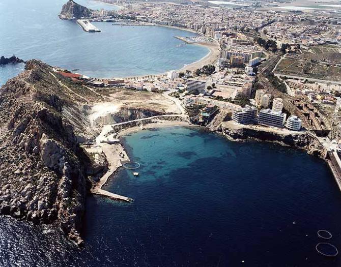 Praia de Cocedor (Águilas)