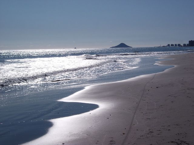 Praia de La Llana (San Pedro del Pinatar)