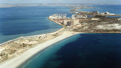 The best beaches in the Region of Murcia