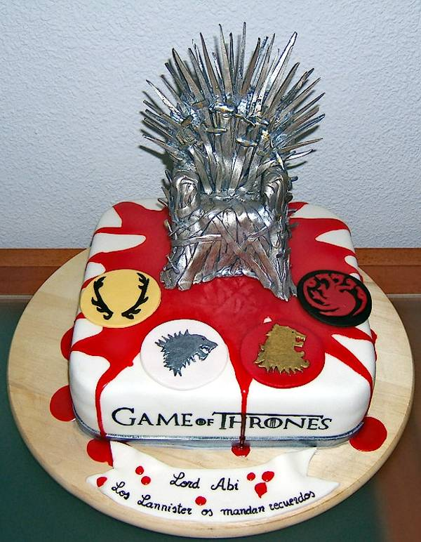 For followers of 'Game of Thrones'