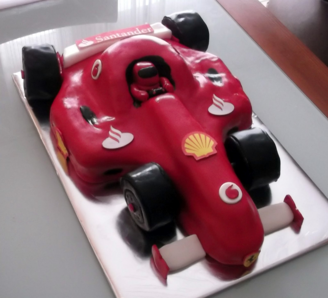 For Formula 1 enthusiasts