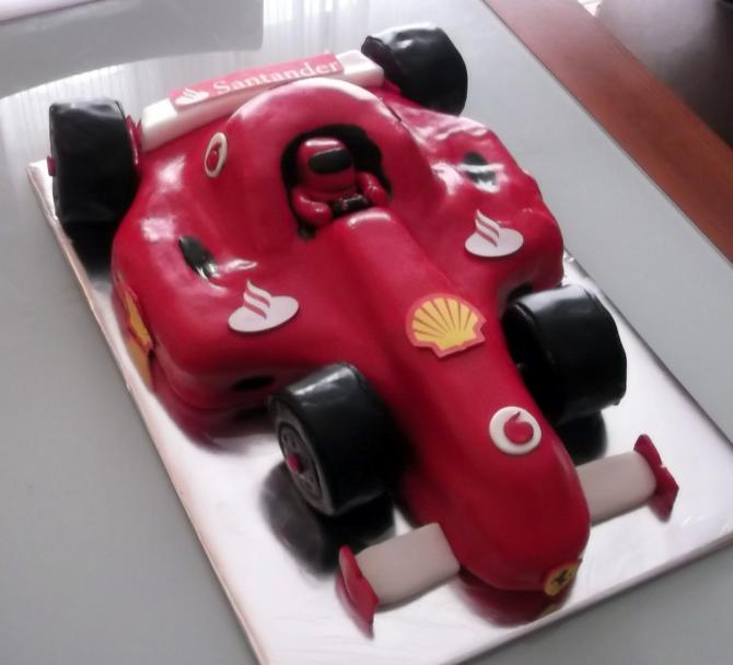 Para entusiastas de la Fórmula 1