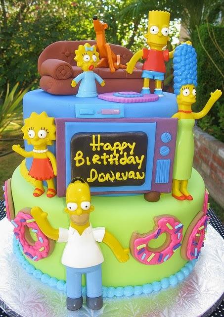 Para os fãs dos Simpsons