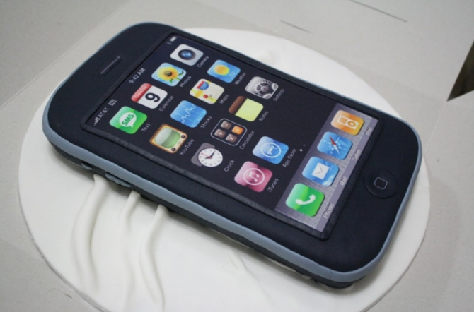 Para quem não sabe viver sem o iPhone