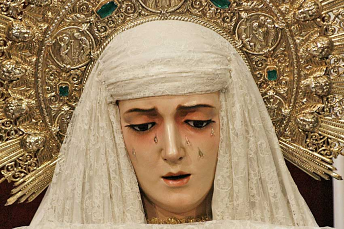 virgin of godliness