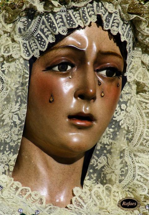 Virgin of La Macarena