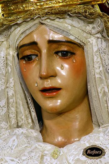 virgin of saint bernard