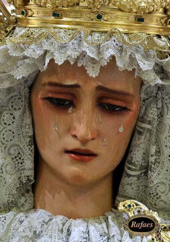 virgin of tears