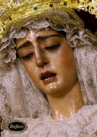 virgin of the incarnation