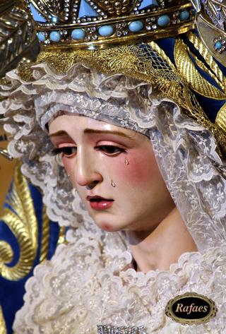virgin of the negritos
